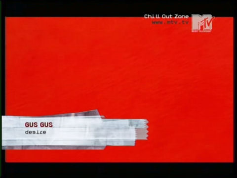 MTV's Chill Out Zone - Screenshots: MTV European's Chill Out Zone